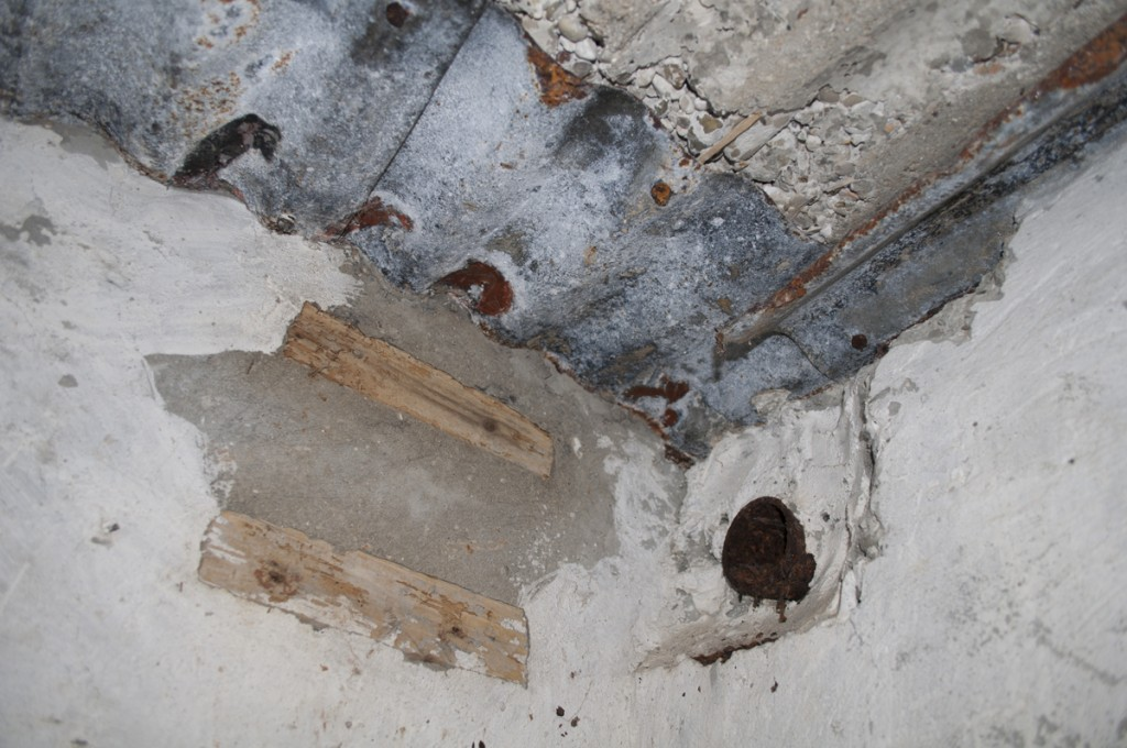 Dentro al bunker di Cervia