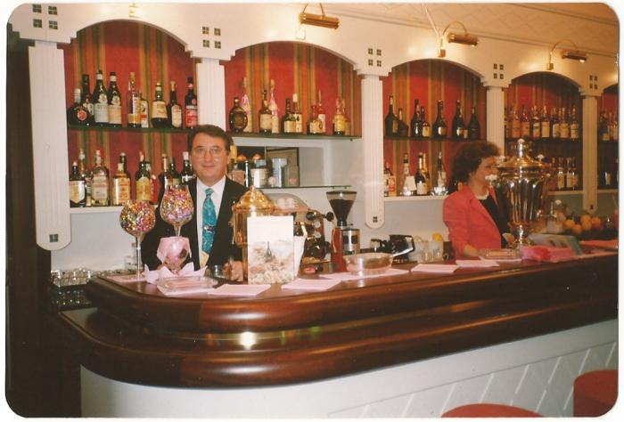 Amarcord il Cluny Bar