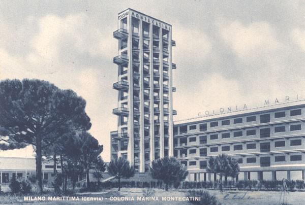 Torre della Colonia Montecatini: tra mito e realtà
