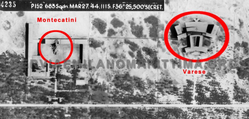 colonia varese montecatini raf 1944