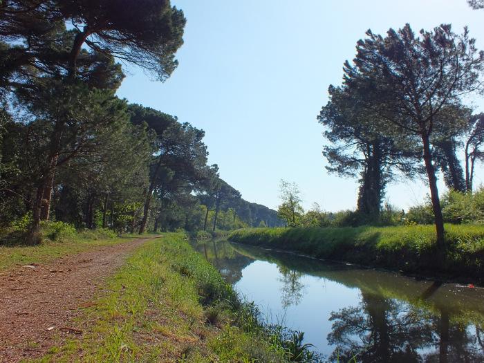 Il Canale Madonna del Pino