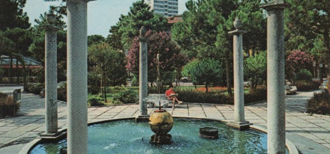 rotonda primo maggio 1980 milano marittima