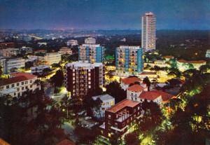milano marittima notturna 1970
