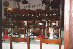 interno ristorante al caminetto milano marittima