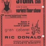 Stork milano marittima pubblicità gino paoli