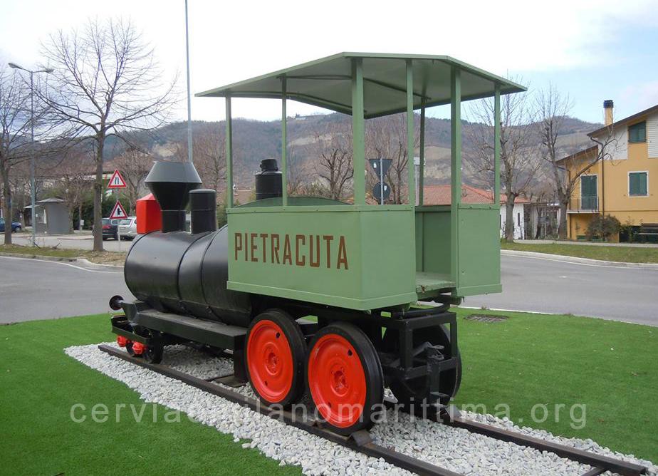 Il trenino Santa Fe