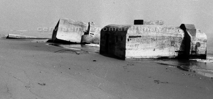 Bunker tedeschi: foto inedite di Lido di Savio