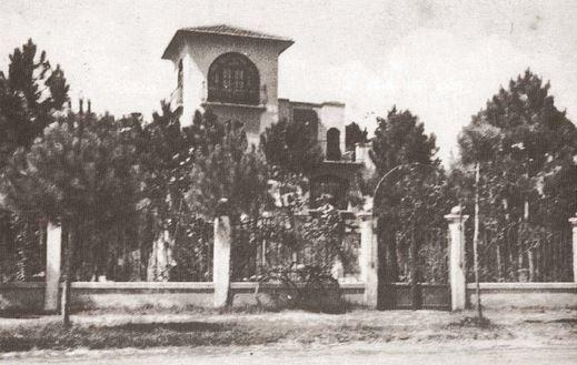 le vecchie ville villa berné