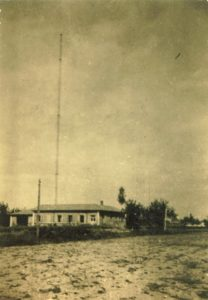 La stazione radio EIAR di Cervia