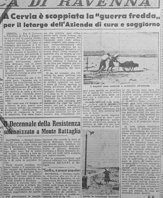 Tassa di soggiorno - Il blog di Cervia e Milano Marittima