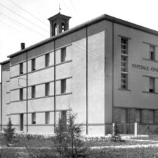 Perché l'ospedale San Giorgio di Cervia ha il campanile?
