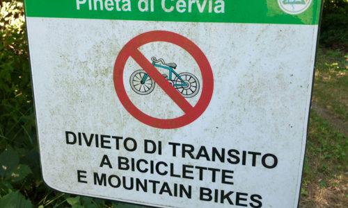 Ciclisti pirati a Milano Marittima