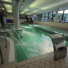 Rilassarsi alla spa dell'Hotel Dante a Cervia