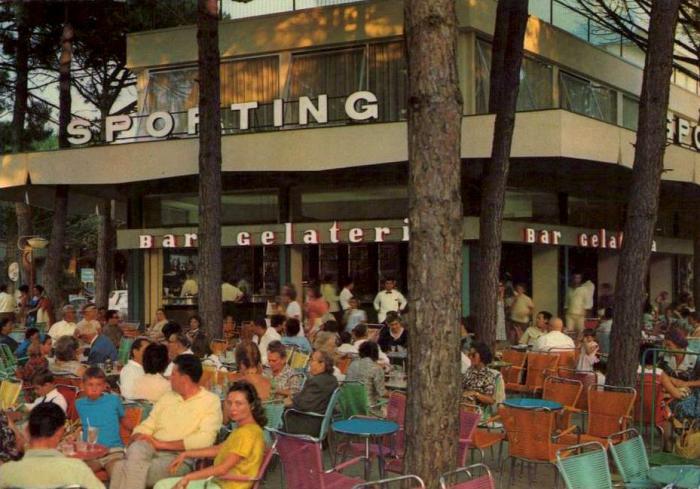 Bar Gelateria Sporting