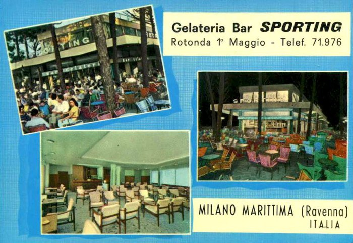 Bar Gelateria Sporting