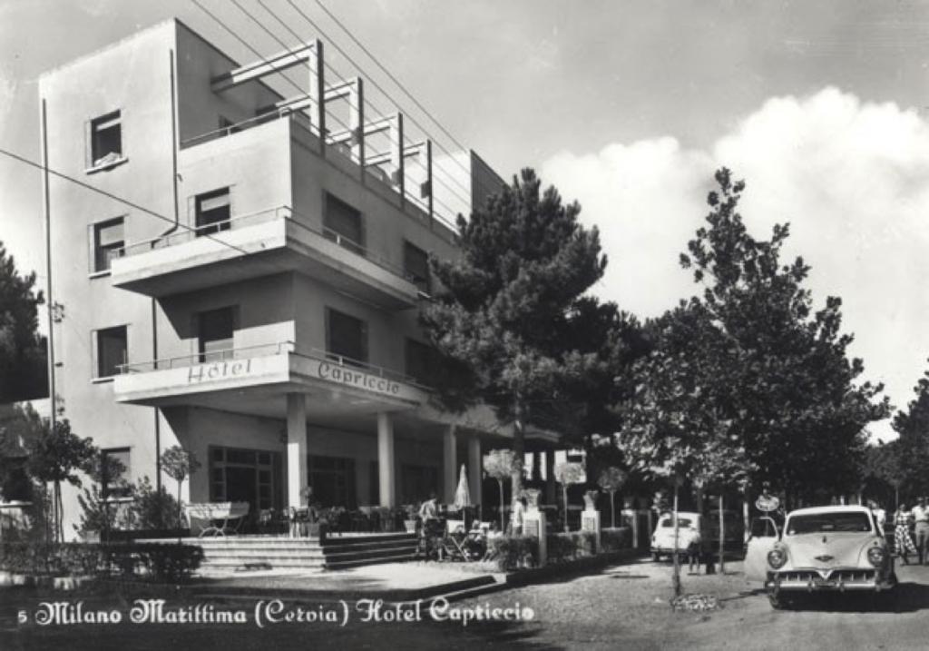 Hotel Capriccio – Viale Forlì, Fam. Prestinenzi