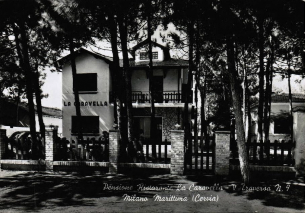 Hotel La Caravella, oggi Residence OLA – Quinta Traversa