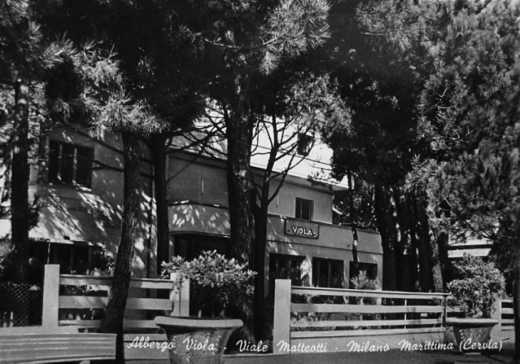 Hotel Viola – Sesta Traversa, Fam. Neri (oggi appartamenti)