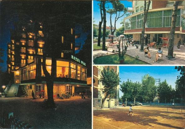 Hotel Dial – Viale Dante, Fam. Baravelli (oggi appartamenti)