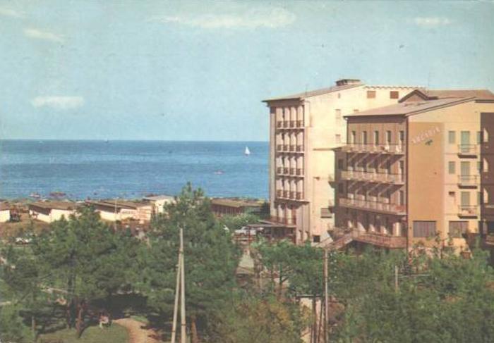 Hotel Arcadia-- Quinta Traversa (oggi Golf)