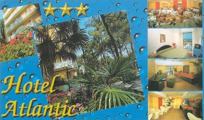 Hotel Atlantic - Tredicesima Traversa (oggi Gregory)