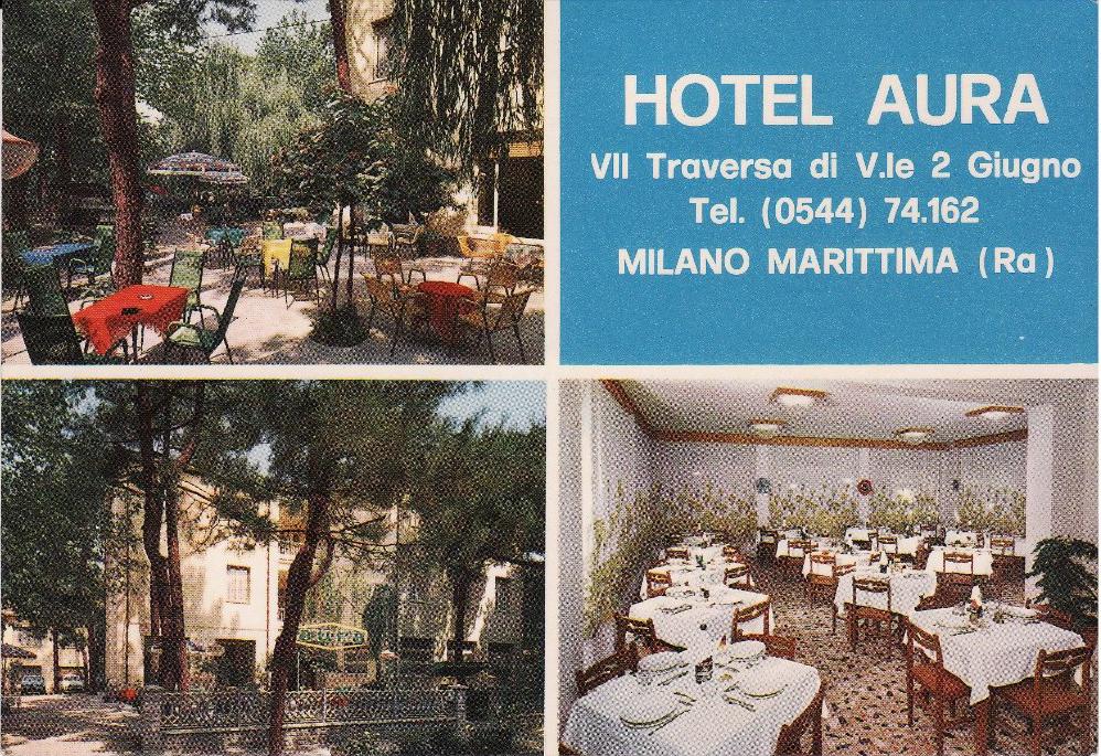 Hotel Aura - Settima Traversa (oggi appartamenti)