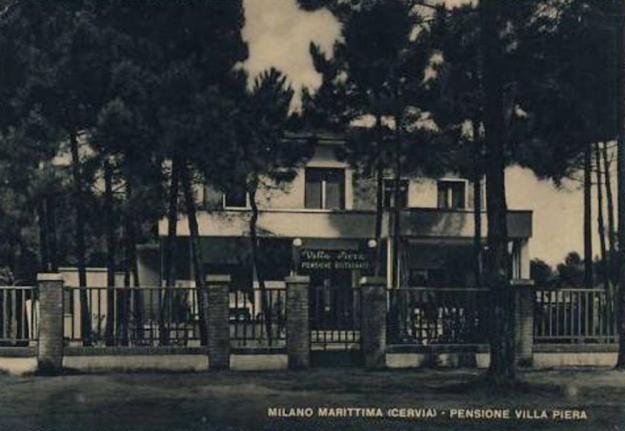 Hotel Villa Piera - Terza Traversa (oggi appartamenti)