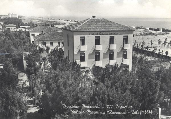 Pensione Pansecchi - Settima Traversa, Fam. Pansecchi (oggi Première)