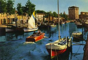 Porto Canale anni 70