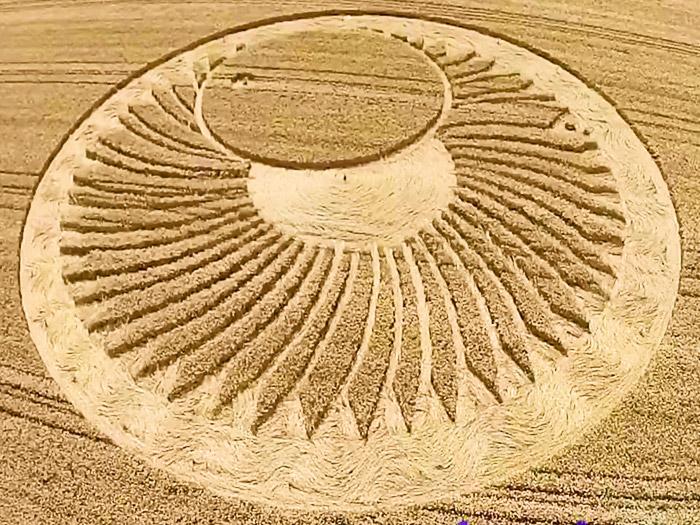 Crope Circle di Cervia