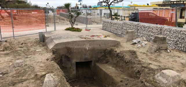 Bunker Tobruk: l'ingresso è stato trovato